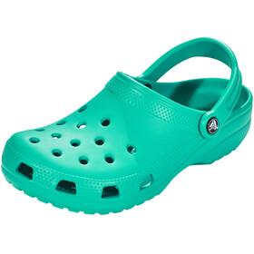 Crocs Classic Sandals turquoise
